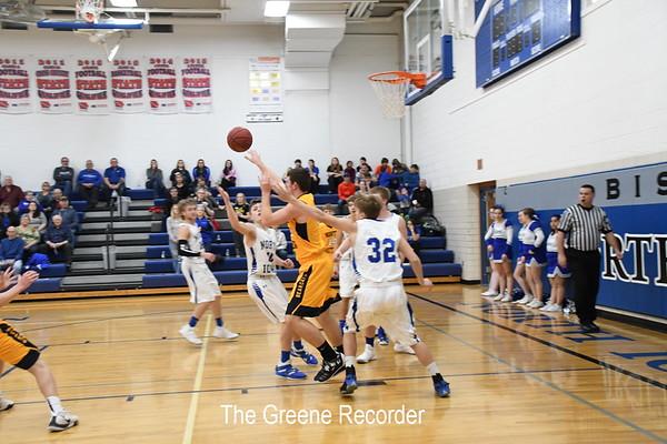 Basketball at North Iowa