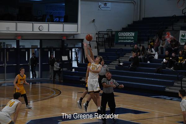 Basketball vs Wapsie Valley