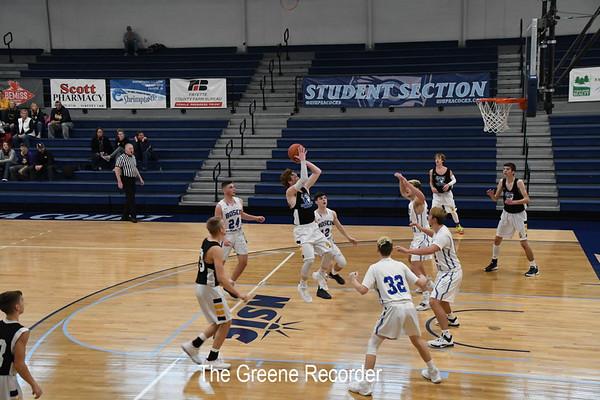 Boys Basketball vs Don Bosco