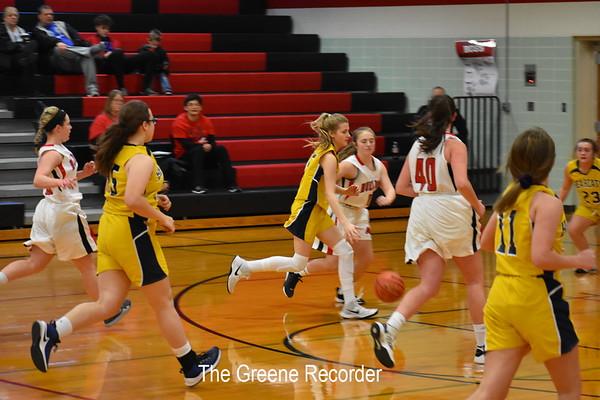 Girls Basketball at HDC