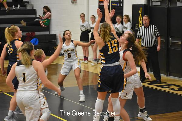 Girls Basketball at Janesville