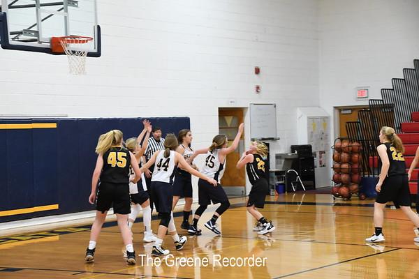 MS Girls Bball vs Janesville