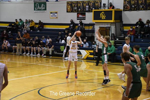 Boys Basketball vs Osage
