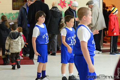 Basketball 3rd Grade Boys