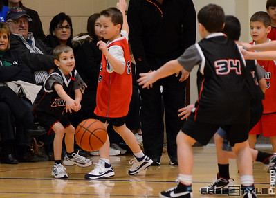 Basketball Feb 18, 2012