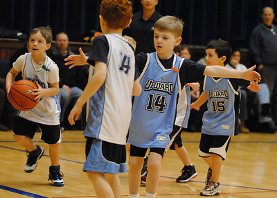 Basketball Jan 29, 2011 - 11AM Game