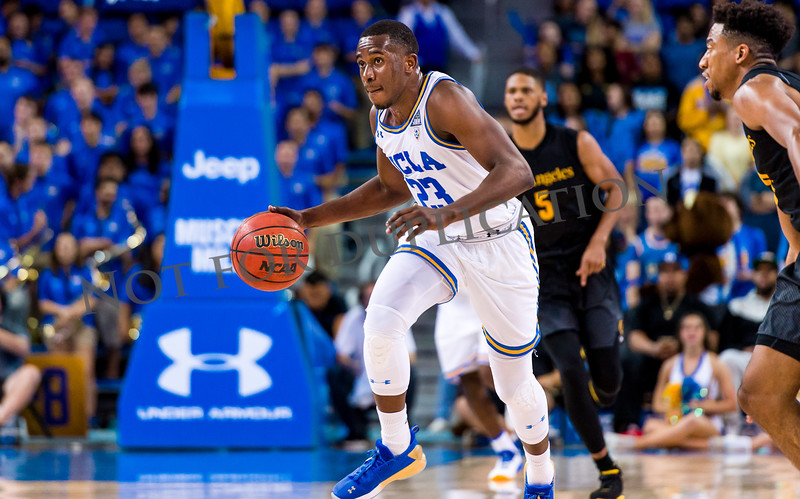 0263Cal state LA 17-18 basketball