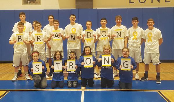 Baskets for Brandon