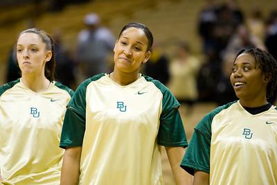 Baylor vs Missouri Women's Basketball