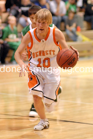 Bennett Tiger 27th annual tip-off A