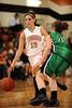Basketball Bennett Tip-off 12-3-09
