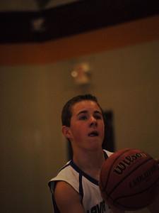 Dawson, concentrating