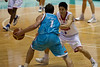 Sixer Darren Ng defends Adam Gibson - Blaze v 36ers 9-12-9