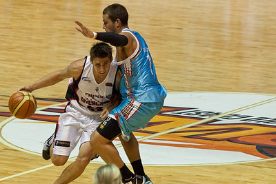 NBL Basketball: Gold Coast Blaze v Perth Wildcats