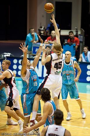 Semi Final Time! Gold Coast Blaze v Perth Wildcats - NBL Basketball