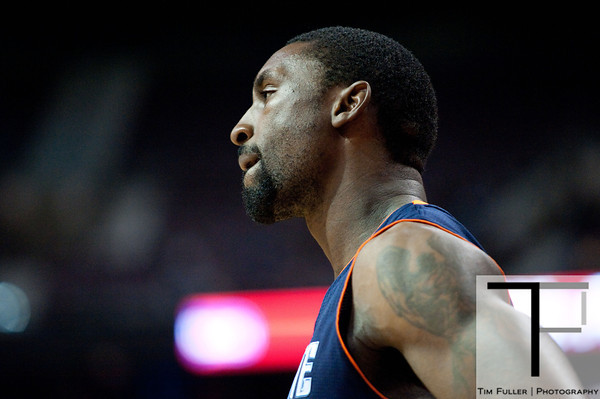 Oct 20, 2012; Auburn Hills, MI, USA; Charlotte Bobcats shooting guard Ben Gordon (8) during the game against the Detroit Pistons at The Palace. Mandatory Credit: Tim Fuller-US PRESSWIRE