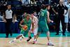 "Patty Mills, Mark Dickel, Matthew Nielsen - Australian Boomers v New Zealand Tall Blacks FIBA Oceania Championship International Men's Basketball, Brisbane Entertainment Centre, Boondall, Brisbane, Queensland, Australia; 9 September 2011. Photos by Des Thureson:  <a href=""http://disci.smugmug.com"">http://disci.smugmug.com</a>."