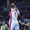 NBA: Boston Celtics at Detroit Pistons