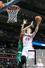 Nov 18, 2012; Auburn Hills, MI, USA; Detroit Pistons small forward Kyle Singler (25) during the fourth quarter against the Boston Celtics at The Palace. Detroit won 103-83. Mandatory Credit: Tim Fuller-US PRESSWIRE