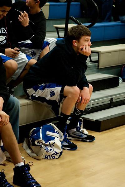 Bothell Select Basketball 1/17/10