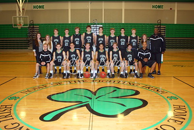 Boys Basketball 2012-2013