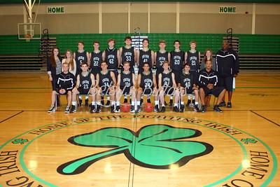 Boys Basketball 2012-2013