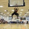 Hig school all-stars compete Saturday, April 3, 2016, at Varley Gym in Chico, California. (Dan Reidel -- Enterprise-Record)