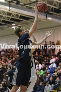 AW Boys Basketball John Champe vs Freedom-5