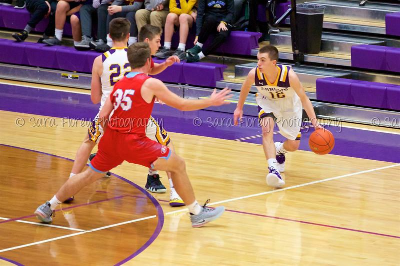 18-19 Arrow Basketball 100