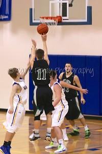 2014 B  Basketball 45