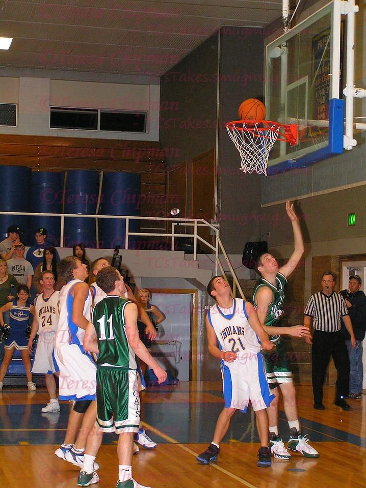 Boys Basketball 06-07