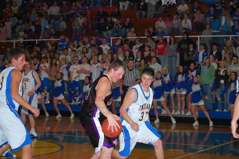 Boys Basketball 07-08