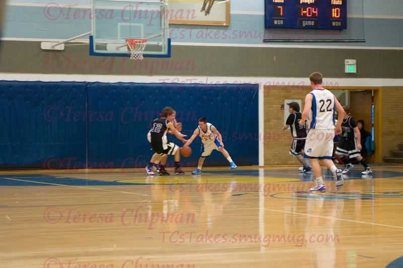 Boys Basketball 09-10