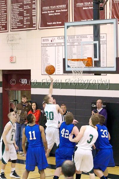 Clark Cyclone Basketball 29