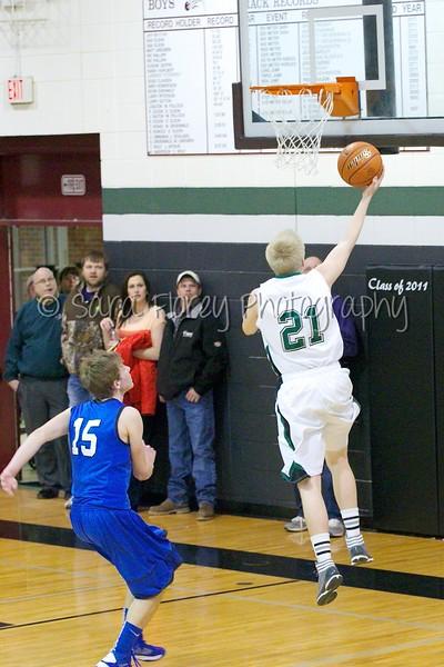 Clark Cyclone Basketball 53