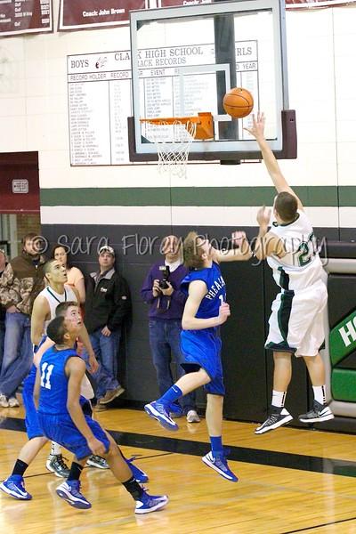 Clark Cyclone Basketball 59