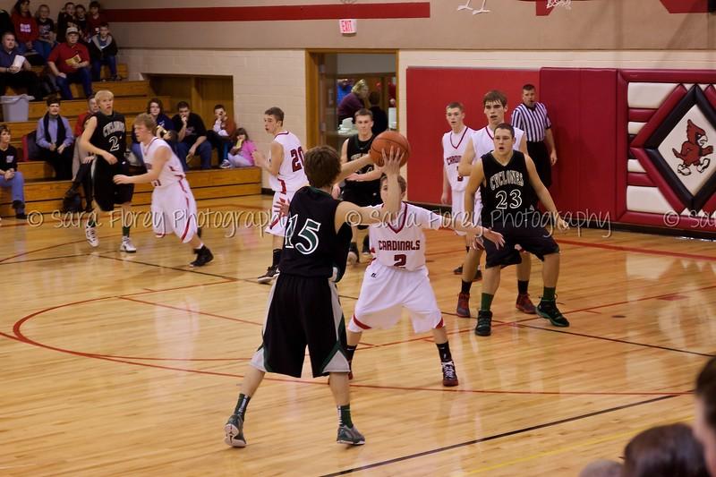 Cyclone Basketball 350