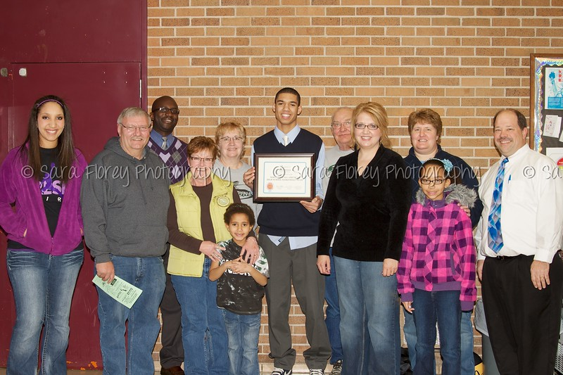 MCD Basketball Award 4