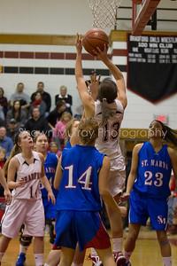 Bradford v St Marys Girls Basketball_010413_0036