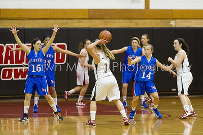 Bradford v St Marys Girls Basketball_010413_0006
