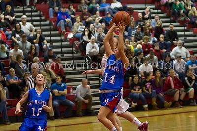 Bradford v St Marys Girls Basketball_010413_0021