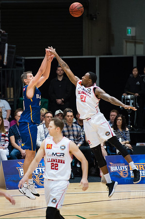 Brisbane Bullets v Illawarra Hawks NBL Preseason Basketball at Logan, Portfolio Gallery