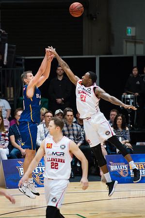 Brisbane Bullets v Illawarra Hawks NBL Preseason Basketball at Logan, Portfolio Gallery