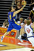 Mick Hill lays up - Brisbane Bullets v Adelaide 36ers 4-2-2006
