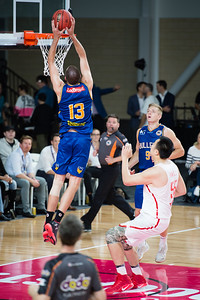 Tom Jervis - Brisbane Bullets Basketball v Chinese National Men's Basketball Team, Gold Coast Sports & Leisure Centre, Carrara, Gold Coast, Queensland, Australia; Tuesday 18 July 2017. Photos by Des Thureson - http://disci.smugmug.com