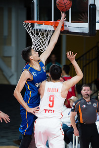 Tyrell Harrison - Brisbane Bullets Basketball v Chinese National Men's Basketball Team, Gold Coast Sports & Leisure Centre, Carrara, Gold Coast, Queensland, Australia; Tuesday 18 July 2017. Photos by Des Thureson - http://disci.smugmug.com