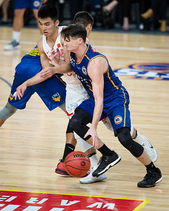 Shaun Bruce - Brisbane Bullets Basketball v Chinese National Men's Basketball Team, Gold Coast Sports & Leisure Centre, Carrara, Gold Coast, Queensland, Australia; Tuesday 18 July 2017. Photos by Des Thureson - http://disci.smugmug.com