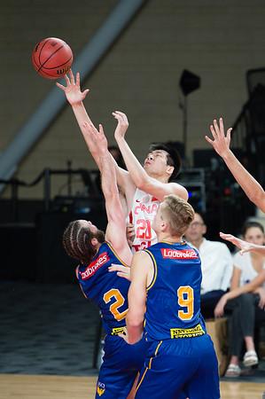Brisbane Bullets v China Basketball 2017 #BNEvCHN