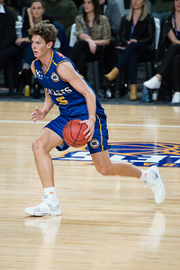 Tom Fullarton - Brisbane Bullets Basketball v Chinese National Men's Basketball Team, Gold Coast Sports & Leisure Centre, Carrara, Gold Coast, Queensland, Australia; Tuesday 18 July 2017. Photos by Des Thureson - http://disci.smugmug.com