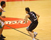 """AA - """"Bubbles for the Bullets"""" - Chris Goulding in his first NBL Game - Brisbane Bullets - 23 December 2006 -"""